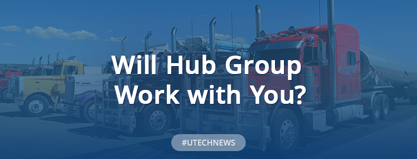 Will Hub Group work with you?