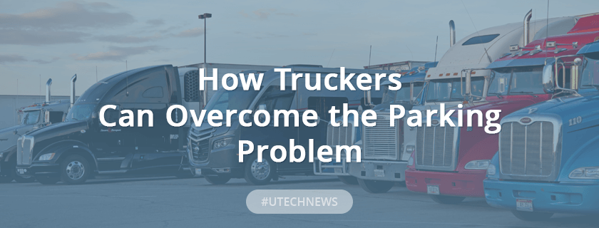 How to overcome Truckers parking problems