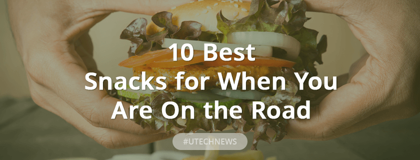 10 Best Snacks for drivers